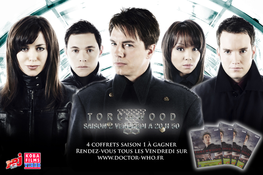 Concours Torchwood Concours